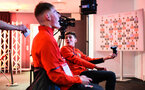 SOUTHAMPTON, ENGLAND - FEBRUARY 14: during the ePremier League tournament held at St Mary's Stadium on February 14, 2019 in Southampton, England. (Photo by James Bridle - Southampton FC/Southampton FC via Getty Images)