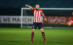 SOUTHAMPTON, ENGLAND - FEBRUARY 15: Harry Hamblin during the U23s PL2 match between Southampton FC and Fulham FC pictured at Staplewood Complex on February 15, 2019 in Southampton, England. (Photo by James Bridle - Southampton FC/Southampton FC via Getty Images)