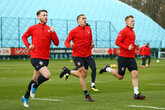 Gallery: Getting set for Arsenal