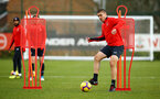 SOUTHAMPTON, ENGLAND - FEBRUARY 20: Oriol Romeu during a Southampton FC training session pictured at Staplewood Complex on February 20, 2019 in Southampton, England. (Photo by James Bridle - Southampton FC/Southampton FC via Getty Images)