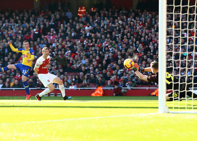 Gallery: Arsenal 2-0 Saints