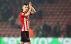 SOUTHAMPTON, ENGLAND - FEBRUARY 27: James Ward-Prowse of Southampton during the Premier League match between Southampton FC and Fulham FC at St Mary's Stadium on February 27, 2019 in Southampton, United Kingdom. (Photo by Matt Watson/Southampton FC via Getty Images)