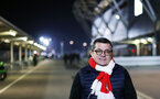 SOUTHAMPTON, ENGLAND - FEBRUARY 27: Southampton fans before the Premier League match between Southampton FC and Fulham FC at St Mary's Stadium on February 27, 2019 in Southampton, United Kingdom. (Photo by Chris Moorhouse/Southampton FC via Getty Images)