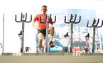 SOUTHAMPTON, ENGLAND - FEBRUARY 28: James Ward-Prowse during a Southampton FC training session at the Staplewood Campus on February 28, 2019 in Southampton, England. (Photo by Matt Watson/Southampton FC via Getty Images)