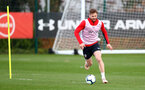 SOUTHAMPTON, ENGLAND - FEBRUARY 28: Stuart Armstrong during a Southampton FC training session at the Staplewood Campus on February 28, 2019 in Southampton, England. (Photo by Matt Watson/Southampton FC via Getty Images)