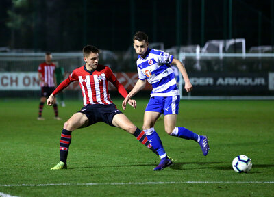 U23 Gallery: Saints 1-2 Reading