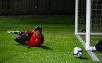 SOUTHAMPTON, ENGLAND - MARCH 01: Alex Cull ahead of the PL2 match between Southampton FC and Reading FC pictured at Staplewood Complex on March 01, 2019 in Southampton, England. (Photo by James Bridle - Southampton FC/Southampton FC via Getty Images)