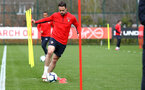 SOUTHAMPTON, ENGLAND - MARCH 13: Danny Ings during a Southampton FC training session at Staplewood Complex on March 18, 2019 in Southampton, England. (Photo by James Bridle - Southampton FC/Southampton FC via Getty Images)