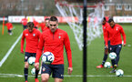 SOUTHAMPTON, ENGLAND - MARCH 13: Oriol Romeu during a Southampton FC training session at Staplewood Complex on March 18, 2019 in Southampton, England. (Photo by James Bridle - Southampton FC/Southampton FC via Getty Images)