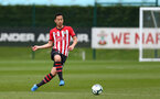 Maya Yoshida during a friendly match between Southampton and QPR, at the Staplewood Campus, Southampton, 20th March 2019