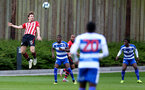 Sam Gallagher during a friendly match between Southampton and QPR, at the Staplewood Campus, Southampton, 20th March 2019