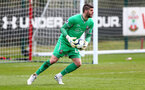 Fraser Forster during a friendly match between Southampton and QPR, at the Staplewood Campus, Southampton, 20th March 2019