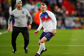 Ward-Prowse watches on as England hit five