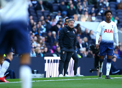 Hardyman on Spurs experience