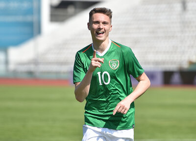 International success for Irish U19 trio