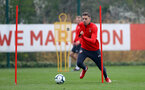 SOUTHAMPTON, ENGLAND - APRIL 09: Jan Bednarek during a training session at the Staplewood Campus on April 09, 2019 in Southampton, England. (Photo by Matt Watson/Southampton FC via Getty Images)