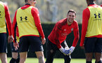 SOUTHAMPTON, ENGLAND - APRIL 11: Alex McCarthy during a Southampton FC training session at the Staplewood Campus on April 11, 2019 in Southampton, England. (Photo by Matt Watson/Southampton FC via Getty Images)