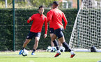 SOUTHAMPTON, ENGLAND - APRIL 11: Maya Yoshida during a Southampton FC training session at the Staplewood Campus on April 11, 2019 in Southampton, England. (Photo by Matt Watson/Southampton FC via Getty Images)