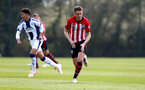 WEST BROMWICH, ENGLAND - APRIL 18: Will Smallbone of Southampton during the Under 23s PL2 match between West Bromwich and Southampton FC pictured on April 18, 2019 in West Bromwich, England. (Photo by James Bridle - Southampton FC/Southampton FC via Getty Images)