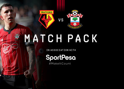 Match Pack: Watford vs Saints
