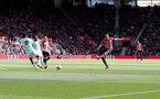 SOUTHAMPTON, ENGLAND - APRIL 27: Oriol Romeu of Southampton during the Premier League match between Southampton FC and AFC Bournemouth at St Mary's Stadium on April 27, 2019 in Southampton, United Kingdom. (Photo by Matt Watson/Southampton FC via Getty Images)