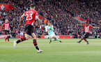 SOUTHAMPTON, ENGLAND - APRIL 27: Ryan Bertrand of Southampton during the Premier League match between Southampton FC and AFC Bournemouth at St Mary's Stadium on April 27, 2019 in Southampton, United Kingdom. (Photo by Matt Watson/Southampton FC via Getty Images)
