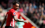 SOUTHAMPTON, ENGLAND - APRIL 27: Danny Ings of Southampton during the Premier League match between Southampton FC and AFC Bournemouth at St Mary's Stadium on April 27, 2019 in Southampton, United Kingdom. (Photo by Matt Watson/Southampton FC via Getty Images)