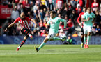 SOUTHAMPTON, ENGLAND - APRIL 27: Nathan Redmond of Southampton during the Premier League match between Southampton FC and AFC Bournemouth at St Mary's Stadium on April 27, 2019 in Southampton, United Kingdom. (Photo by Matt Watson/Southampton FC via Getty Images)