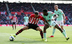 SOUTHAMPTON, ENGLAND - APRIL 27: Danny Ings during the Premier League match between Southampton FC and AFC Bournemouth at St Mary's Stadium on April 27, 2019 in Southampton, United Kingdom. (Photo by Chris Moorhouse/Southampton FC via Getty Images)