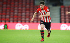 SOUTHAMPTON, ENGLAND - APRIL 29: Will Ferry  during the Premier League 2 match between Southampton FC and Sunderland pictured at St Mary's Stadium on April 29, 2019 in Southampton, England. (Photo by James Bridle - Southampton FC/Southampton FC via Getty Images)