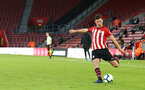 SOUTHAMPTON, ENGLAND - APRIL 29: Tom O'Connor  during the Premier League 2 match between Southampton FC and Sunderland pictured at St Mary's Stadium on April 29, 2019 in Southampton, England. (Photo by James Bridle - Southampton FC/Southampton FC via Getty Images)