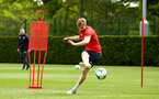 SOUTHAMPTON, ENGLAND - MAY 02:  Stuart Armstrong during a Southampton FC training session pictured at Staplewood Complex on May 2, 2019 in Southampton, England. (Photo by James Bridle - Southampton FC/Southampton FC via Getty Images)
