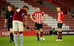 SOUTHAMPTON, ENGLAND - MAY 03: LtoR  Tom O'Connor , Will Smallbone during the U23s PL2 Play off Semi-Final between Southampton FC and Aston Villa FC pictured at St Mary's Stadium on May 03, 2019 in Southampton, England. (Photo by James Bridle - Southampton FC/Southampton FC via Getty Images)