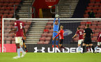 SOUTHAMPTON, ENGLAND - MAY 03: Jack Rose makes a save (middle)