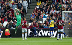 LONDON, ENGLAND - MAY 04: Fraser Forster of Southampton during the Premier League match between West Ham United and Southampton FC at the London Stadium on May 04, 2019 in London, United Kingdom. (Photo by Matt Watson/Southampton FC via Getty Images)