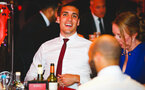 SOUTHAMPTON, ENGLAND - MAY 07:  Oriol Romeu during the Southampton FC 2018/19 Player Awards pictured at St Marys Stadium on May 7, 2019 in Southampton, England. (Photo by James Bridle - Southampton FC/Southampton FC via Getty Images)