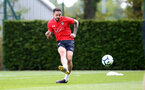 SOUTHAMPTON, ENGLAND - MAY 10: Danny Ings during a Southampton FC training session at the Staplewood Campus on May 10, 2019 in Southampton, England. (Photo by Matt Watson/Southampton FC via Getty Images)