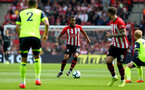 SOUTHAMPTON, ENGLAND - MAY 12: Ryan Bertrand of Southampton during the Premier League match between Southampton FC and Huddersfield Town at St Mary's Stadium on May 12, 2019 in Southampton, United Kingdom. (Photo by Matt Watson/Southampton FC via Getty Images)