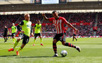 SOUTHAMPTON, ENGLAND - MAY 12: Ryan Bertrand of during the Premier League match between Southampton FC and Huddersfield Town at St Mary's Stadium on May 12, 2019 in Southampton, United Kingdom. (Photo by Matt Watson/Southampton FC via Getty Images)