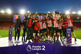 Under-23s win PL2 Play-Off Final