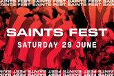 Saints Fest tickets on sale from Monday