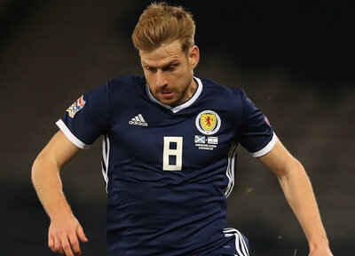 Armstrong features in Scotland win