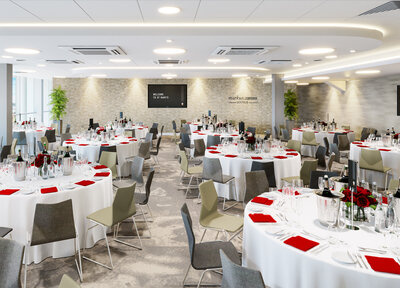 Matchday Hospitality packages now available