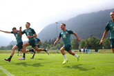 Video: Day two in Austria