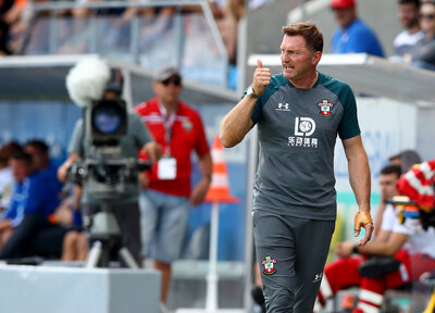 Adams display pleases Hasenhüttl