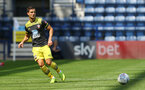 PRESTON, ENGLAND - JULY 20: Cedric Soares during the pre-season friendly game between Preston North End and Southampton FC pictured at Deepdale on July 20, 2019 in Preston, England. (Photo by James Bridle - Southampton FC/Southampton FC via Getty Images)