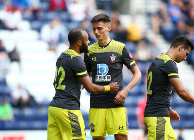 Gallery: Preston 1-3 Saints