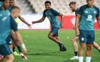 Marcus Barnes during a Southampton FC training session while on their Pre Season trip to Macau, China, 22nd July 2019