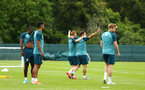 DUBLIN, ENGLAND - JULY 24: during a Southampton FC training session pictured at Carton House Spa and Resort for Pre-Season Training on July 24, 2019 in Southampton, England. (Photo by James Bridle - Southampton FC/Southampton FC via Getty Images)