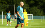 DUBLIN, ENGLAND - JULY 27: Oriol Romeu during a Southampton FC Training session pictured at Carton House Spa and Resort for Pre-Season Training on July 27, 2019 in Southampton, England. (Photo by James Bridle - Southampton FC/Southampton FC via Getty Images)